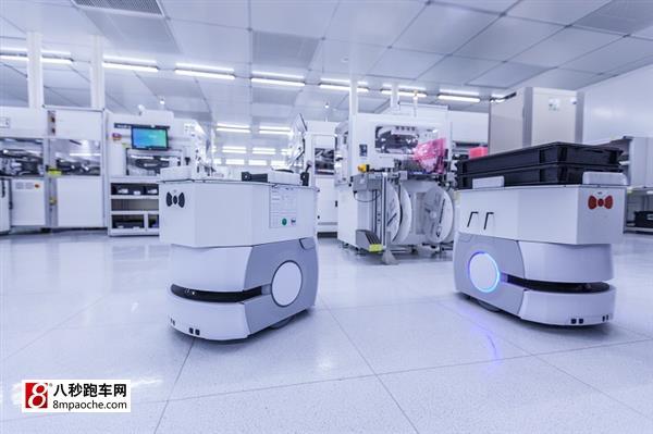 博世苏州汽车电子工厂展示工业4.0试点