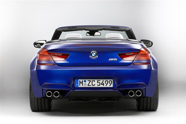 宝马发布新款m6双门轿跑车和敞篷车